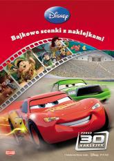 Disney Bajkowe scenki z naklejkami SC5 -  | mała okładka