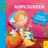 Książka z puzzlami Kopciuszek - Urszula Kozłowska | mała okładka