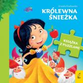 Książka z puzzlami Królewna Śnieżka - Urszula Kozłowska | mała okładka