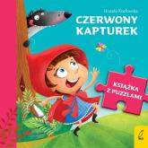Książka z puzzlami Czerwony kapturek - Urszula Kozłowska | mała okładka