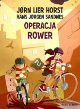 Operacja Rower - Horst Jorn Lier, Sandnes Hans Jorgen | mała okładka