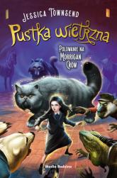 Pustka wietrzna Polowanie na Morrigan Crow - Jessica Townsend   mała okładka