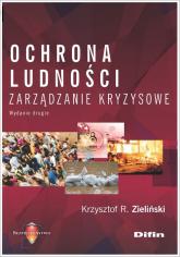 Ochrona ludności Zarządzanie kryzysowe - Zieliński Krzysztof R.   mała okładka