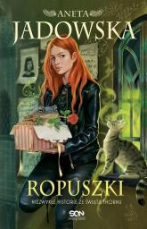 Ropuszki - Aneta Jadowska | mała okładka
