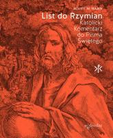 List do Rzymian katolicki Komentarz do Pisma Świętego - Hahn Scott W. | mała okładka