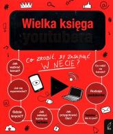 Wielka Księga youtubera -  | mała okładka