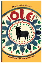 Ole Hiszpania dla dociekliwych - Monika Bień-Konigsman | mała okładka