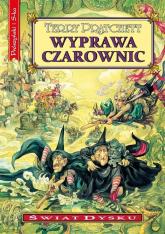 Wyprawa czarownic - Terry Pratchett | mała okładka