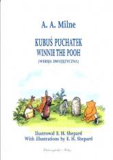 Kubuś Puchatek Winnie the Pooh wersja dwujęzyczna -  | mała okładka