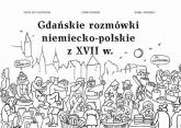 Gdańskie rozmówki niemiecko-polskie z XVII w. - Volckmar Nicolaus, Kizik Edmund, Apoleika Maria | mała okładka