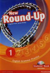 New Round Up 1 Student's Book + CD Szkoła podstawowa - Evans Virginia, Dooley Jenny | mała okładka