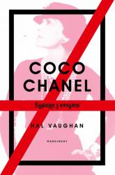 Coco Chanel Sypiając z wrogiem - Hal Vaughan | mała okładka