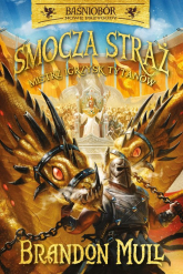 Baśniobór Smocza Straż Tom 4 Mistrz Igrzysk Tytanów - Brandon Mull | mała okładka
