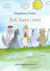Kot kura i inni - Magdalena Tinsley | mała okładka