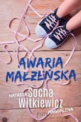 Awaria małżeńska - Socha Natasza, Witkiewicz Magdalena   mała okładka