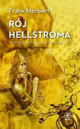 Rój Hellstroma - Frank Herbert | mała okładka