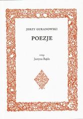 Poezje - Jerzy Guranowski | mała okładka