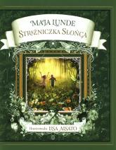 Strażniczka Słońca - Maja Lunde | mała okładka