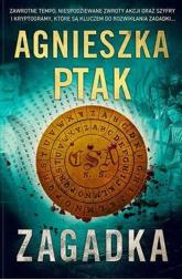 Zagadka - Agnieszka Ptak | mała okładka