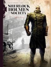 Sherlock Holmes Society Tom 6 Pole manewru - Sylvain Cordurie   mała okładka