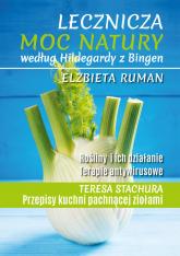 Lecznicza moc natury według Hildegardy z Bingen - Elżbieta Ruman | mała okładka