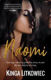 Naomi - Kinga Litkowiec | mała okładka