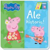 Peppa Pig Do Pary! Ale historia! - zbiorowe opracowanie | mała okładka