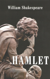 Hamlet - William Shakespeare | mała okładka