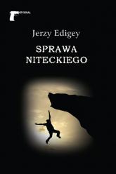 Sprawa Niteckiego - Jerzy Edigey | mała okładka