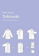 Tokimeki Magia sprzątania w praktyce - Marie Kondo | mała okładka
