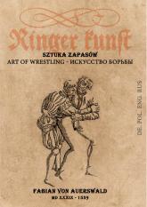 Ringer Kunst - von Auerswald Fabian   mała okładka