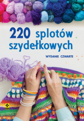 220 splotów szydełkowych - zbiorowe opr. | mała okładka