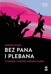 Bez Pana i Plebana 111 gawęd z ludowej historii Śląska - Dariusz Zalega   mała okładka