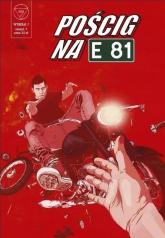 Wydział 7 Pościg na E81 - zbiorowa Praca | mała okładka