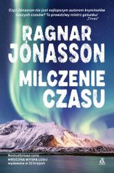 Milczenie czasu - Ragnar Jónasson   mała okładka