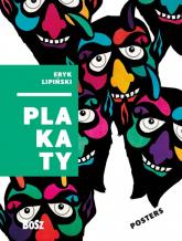 Eryk Lipiński Plakaty - Dorota Folga-Januszewska   mała okładka
