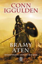 Ateńczyk 1 Bramy Aten - Conn Iggulden | mała okładka