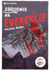 Zbrodnie na Evereście - Michael Kodas | mała okładka