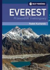 Everest Przewodnik trekkingowy - Radek Kucharski | mała okładka