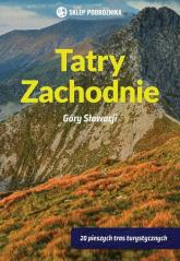 Tatry Zachodnie Góry Słowacji - Daniel Kollar | mała okładka