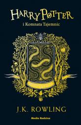Harry Potter i Komnata Tajemnic (Hufflepuff) - Rowling Joanne K. | mała okładka