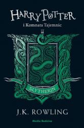 Harry Potter i Komnata Tajemnic (Slytherin) - Rowling Joanne K. | mała okładka