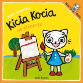 Kicia Kocia na plenerze - Anita Głowińska | mała okładka