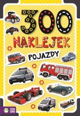 300 naklejek Pojazdy - zbiorowa praca | mała okładka