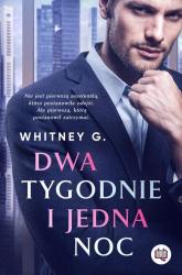 Dwa tygodnie i jedna noc - Whitney G. | mała okładka