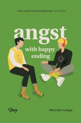 Angst with happy ending - Weronika Łodyga   mała okładka