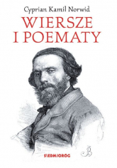 Wiersze i poematy - Norwid Cyprian Kamil | mała okładka