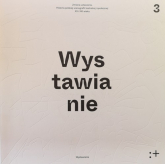 Zmiana ustawienia Wystawianie Polska scenografia teatralna i społeczna XX i XXI wieku. Wystawianie Tom 3 -  | mała okładka