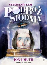 Podróż siódma - Stanisław Lem | mała okładka