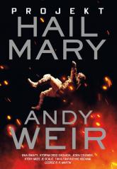 Projekt Hail Mary - Andy Weir   mała okładka